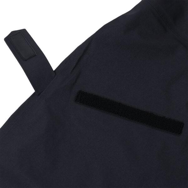 117009_P-Letitraine_black_detail-Regenhose
